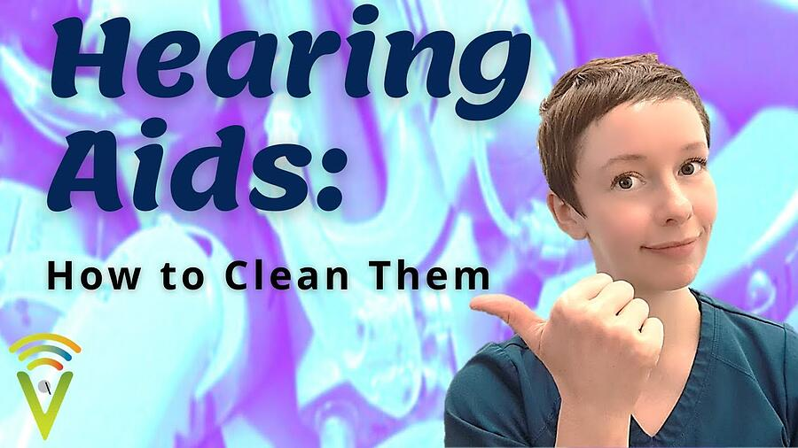 Audiologist Emma Russell gives some helpful tips and tricks on how to care for your hearing aids