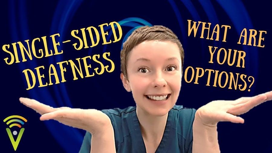 艾玛·拉塞尔为单侧耳聋患者提供了一些选择
