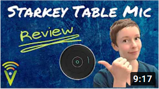 Emma reviews the remarkable and versatile Starkey partner mic
