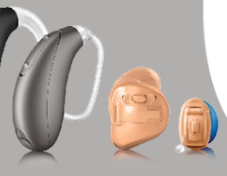 最好的功能完全补贴了助听器Todat