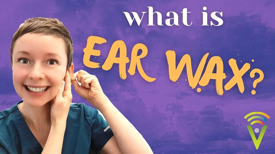 Emma Russell shares some interesting facts about earwax
