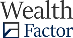 Wealth Factor Logo - Financial Planner Portland Oregon