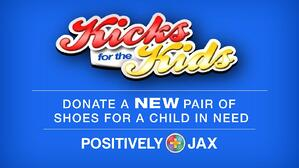 Kicks for Kids Is Back! Help Local Youth Start the School Year in Style