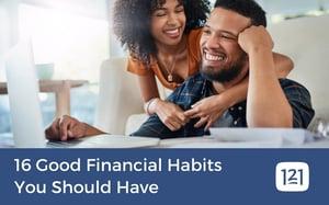 16 Good Financial Habits You Should Have