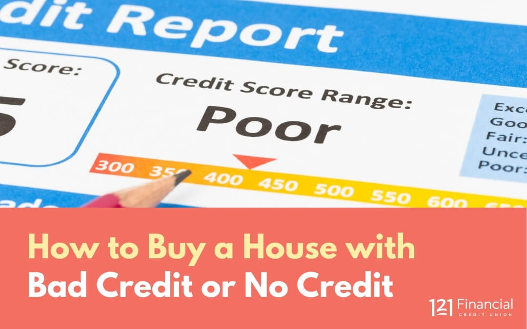 How to Buy a House with Bad Credit or No Credit