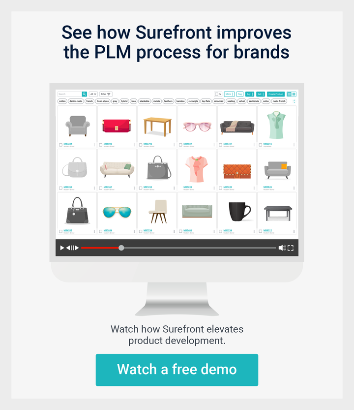 Fashion Product Lifecycle Management (PLM) Software Demo
