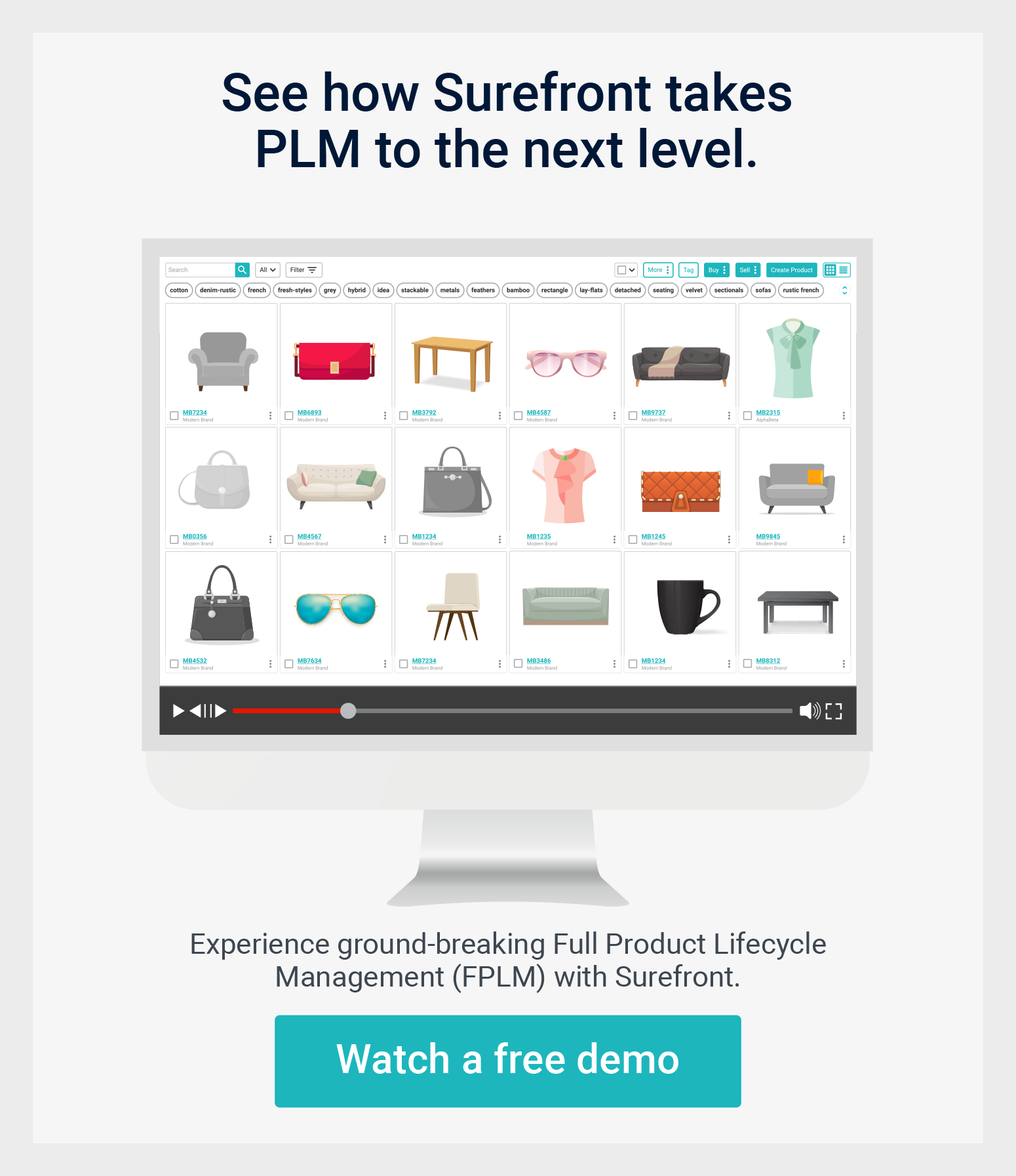 Product Lifecycle Management (PLM) Software Demo