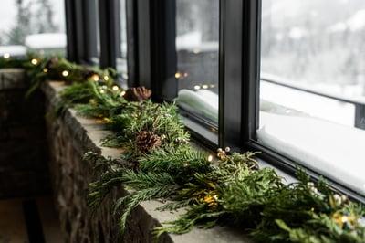 holiday decor christmas lighting service bozeman big sky MT 12