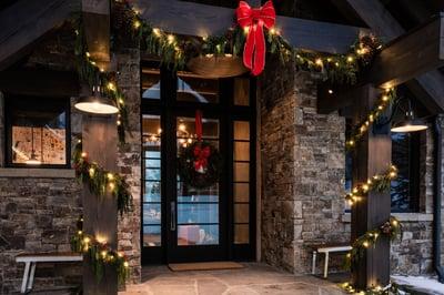 holiday decor christmas lighting service bozeman big sky MT 19