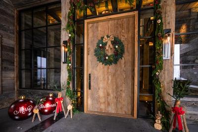 holiday decor christmas lighting service bozeman big sky MT 2