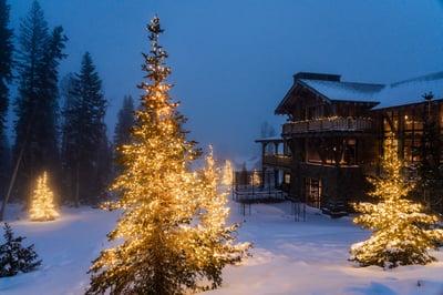 holiday decor christmas lighting service bozeman big sky MT 20