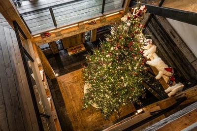 holiday decor christmas lighting service bozeman big sky MT 8