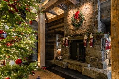 holiday decor christmas lighting service bozeman big sky mt