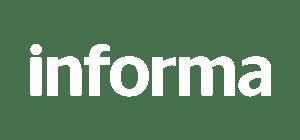 Informa Logo White