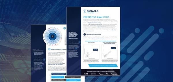 Predictive Analytics: Transforming Data into Future Insights