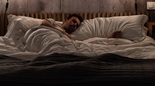 ¡Duerme bien y prolonga tu vida!