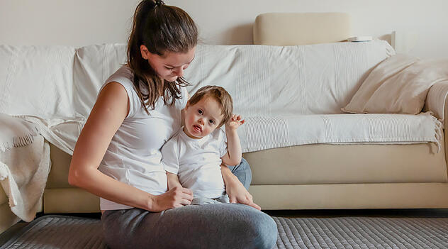 Cuidados niños síndrome de down