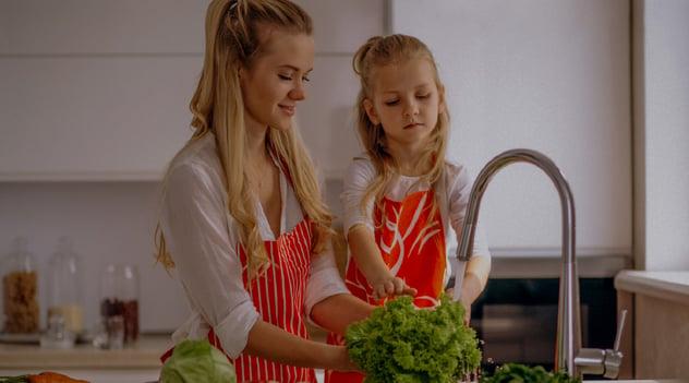 ¡La cocción de los alimentos protege tu bienestar!