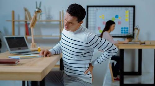 ¡No más molestias en tus articulaciones durante el trabajo!