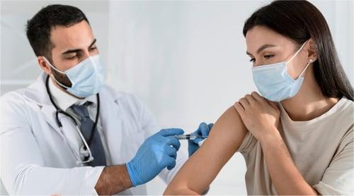 ¡Datos claves para tu vacunación contra el COVID-19!