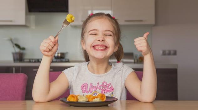 ¡Protege a tus hijos de la desnutrición!