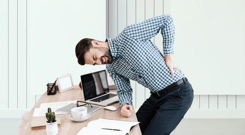 ¡10 ejercicios de higiene postural!
