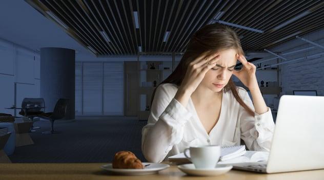 ¡En tu lugar de trabajo elimina la migraña!