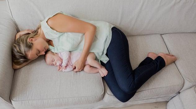 ¡Protege a tu bebé de la muerte súbita!
