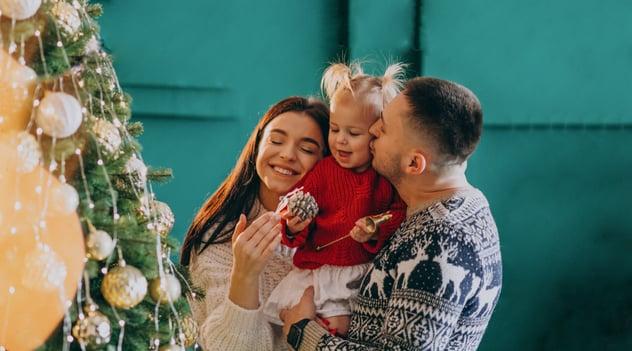 ¡Una Navidad segura, es una Navidad feliz!