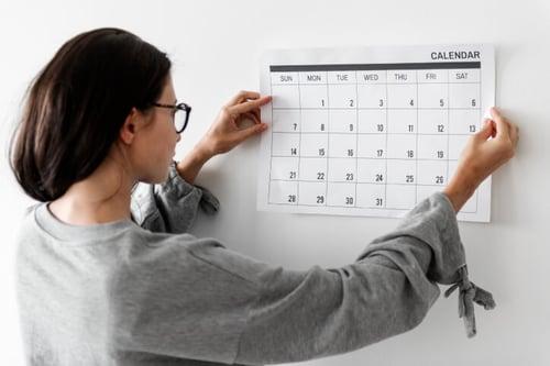 ¡Tenemos una guía para organizar tu tiempo y evitar daños en tu salud!