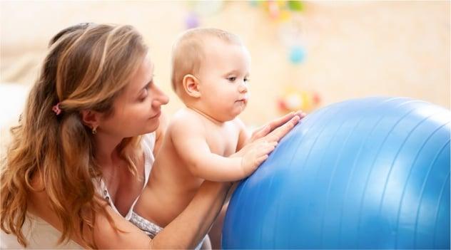 ¿Parálisis cerebral en mi bebé?