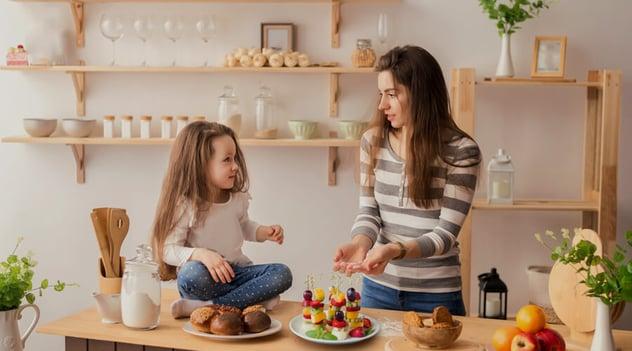En casa ¡Recetas para toda la familia!