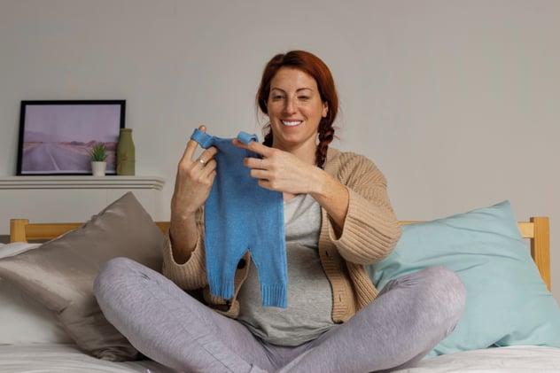 ¡Todo listo para el nacimiento de tu bebé!