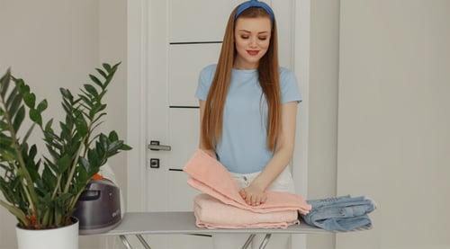 ¡Desinfecta tu ropa al llegar a casa!