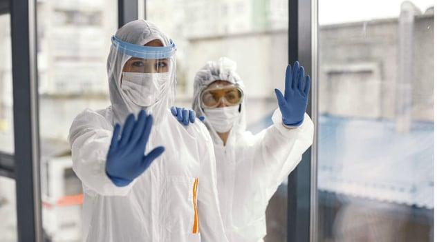 ¡Protejámonos durante el segundo pico de la pandemia!