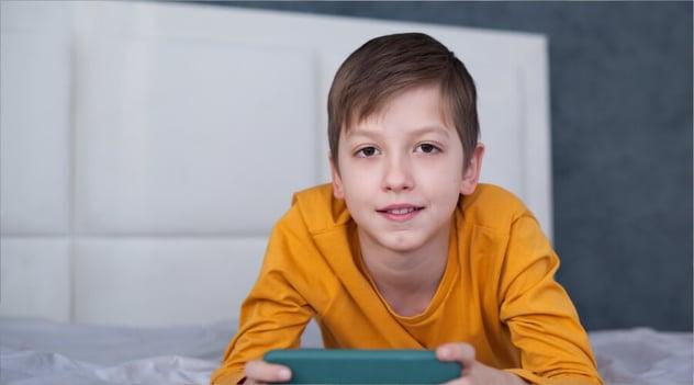 ¿Niños con adicción a la tecnología?