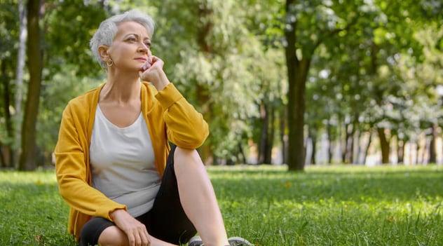 ¿Llevar una vida normal con osteoporosis?