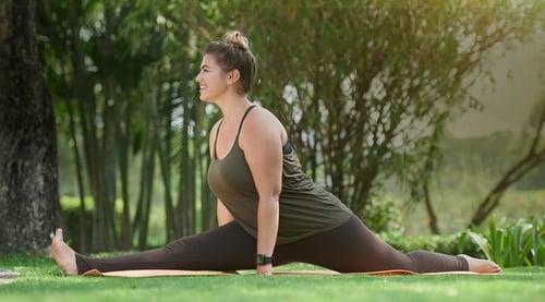 ¡Mantén un peso adecuado y evita la obesidad!