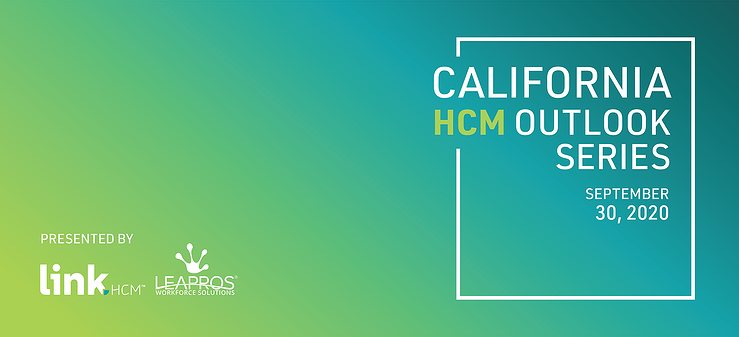California HCM Outlook Series by LinkHCM