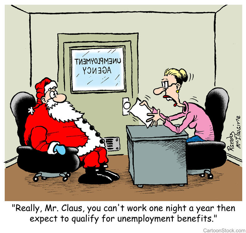 Economists' guide to Christmas (redux)