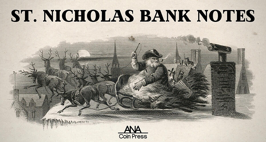 Saint Nicholas Bank Notes