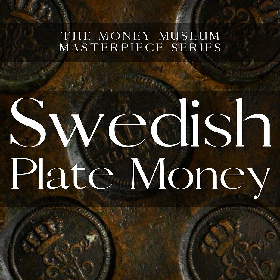 Swedish Plate Money