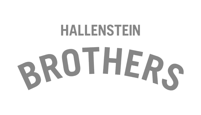 Hallensteins logo-grey