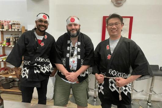 Sushi3_Black team
