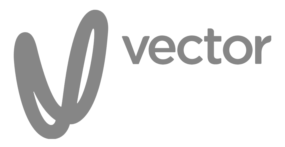 vector logo-grey