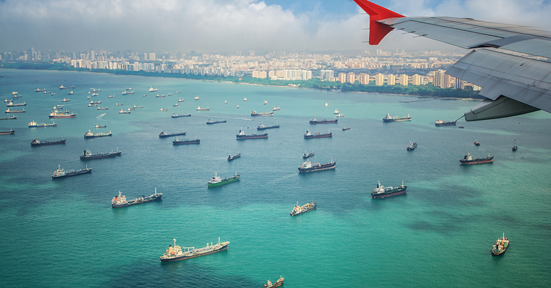 The Complex Currents in Singapore Strait