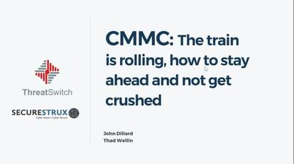 CMMC Webinar - SecureStrux