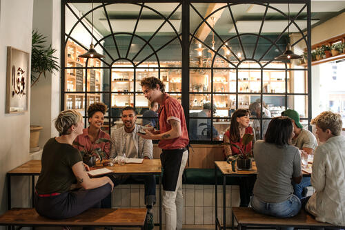 Why Are Interior Design Consultants Needed for Restaurant Fitouts?