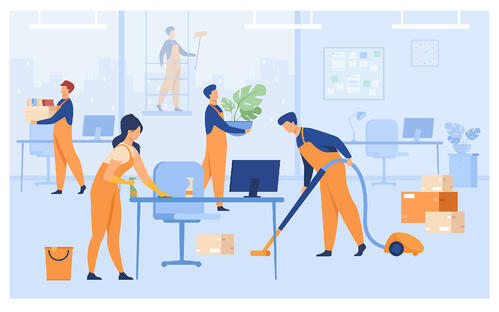 What is a De-fit? – A Handy Summary of Office Fit Out Removals