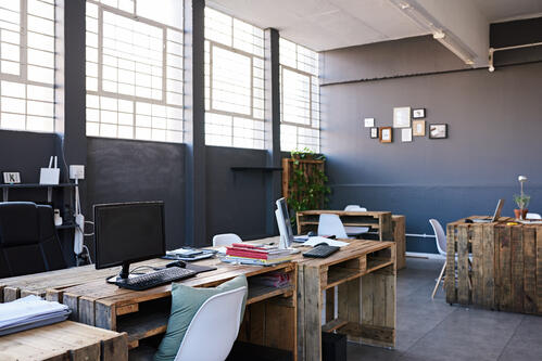 What to Upcycle in Your Office Fit Out When Recycling Isn't Enough